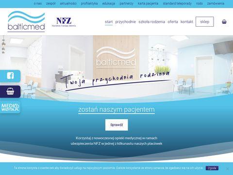 Pediatra Szczecin - balticmed.pl