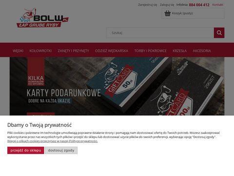 Bolw.pl - sklep wędkarski