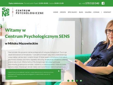 SENS centrum psychologiczne