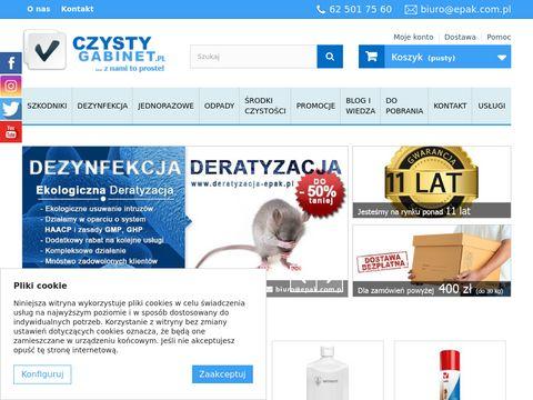 Czystygabinet.pl separatory