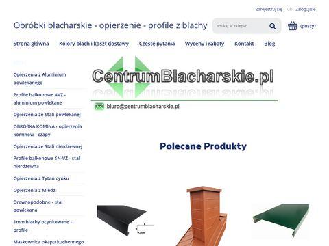 Centrumblacharskie.pl obróbki