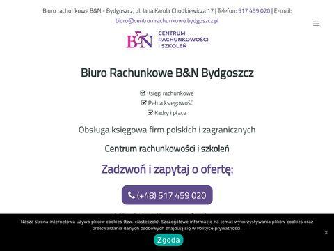 B&N Bydgoszcz biuro rachunkowe