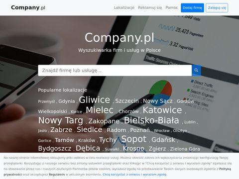Company.pl wizytówki firm