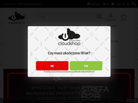 Cloudshop.pl epapierosy sklep