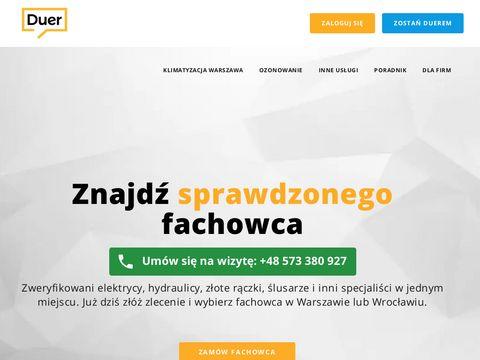 Duer.pl - zamów fachowca