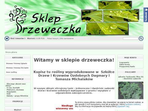 Drzeweczkaa.sklepna5.pl sadzonki