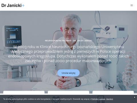 Drjanicki.pl - neurochirurg