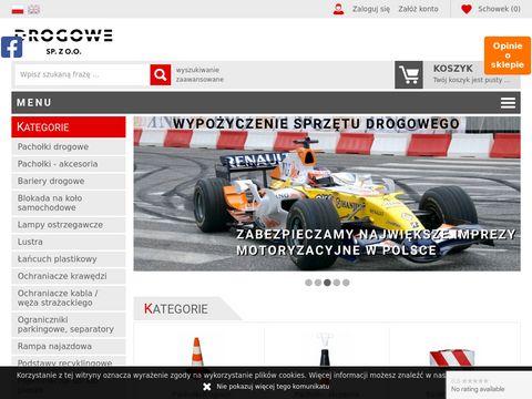 Drogowe.com.pl słupki