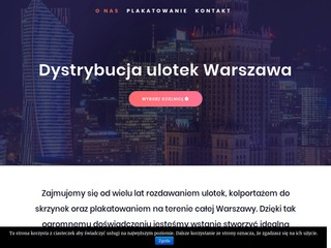 Dystrybucjaulotekwarszawa.com