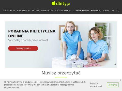 Diety.pl - dieta pudełkowa