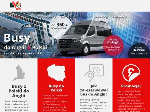 Evobus-anglia.pl Polska