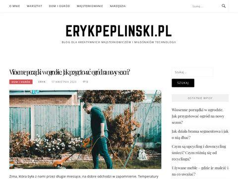 Erykpeplinski.pl