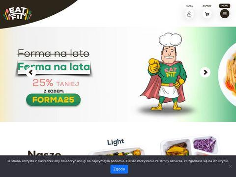 Eatfitcatering.pl dietetyczny
