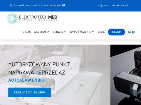 Elektrotechmed.com koncentrator tlenu