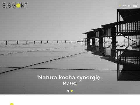 Ejsmont.pl - projekty wnętrz