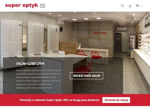 E-superoptyk.pl - okulista Łomża