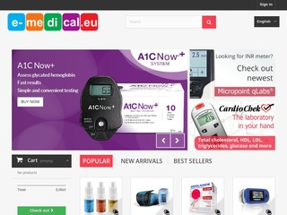 E-medical.eu - glukometr accu chek