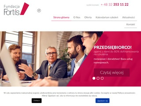Fundacjafortis.pl