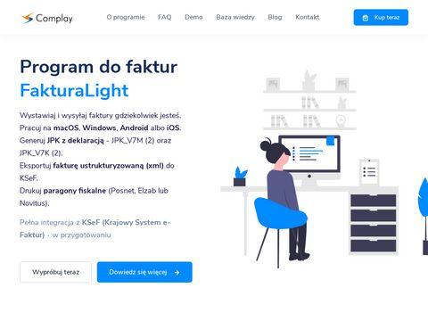 Fakturalight.pl program do faktur