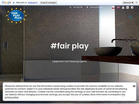Fairplayplus.pl maszyny i urządzenia