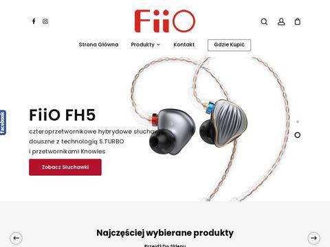 Fiio.biz, czyli produkty audio