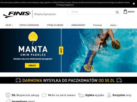 Finispoland.pl - torby na basen
