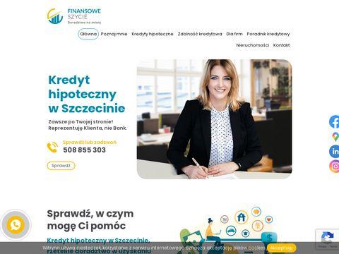Finansoweszycie.pl kredyt na mieszkanie