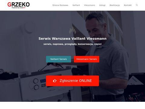 Grzeko.pl - serwis vaillant