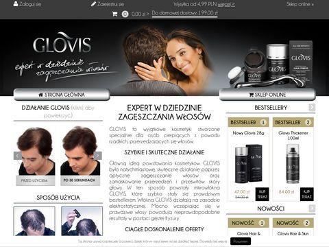 Mikrowłókna w sprayu - glovis.pl