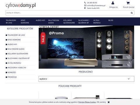Cyfrowedomy.pl projektory jvc