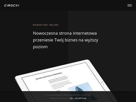 Cirocki.pl - strony www Kartuzy