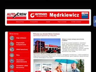 Carman.net.pl auto diagnostyka