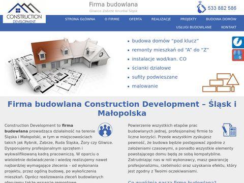 Cd-firmabudowlana.pl budowa domów