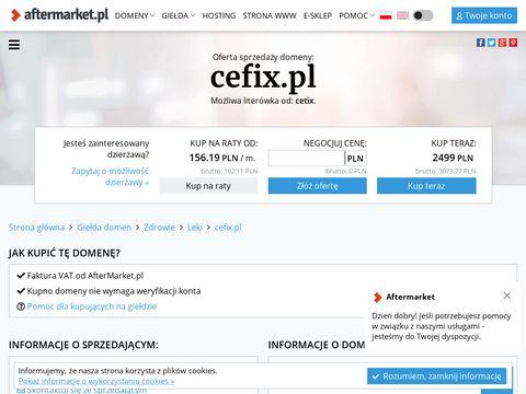 Cefix.pl biuro rachunkowe
