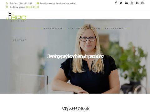 Bponetwork.pl - rekrutacja