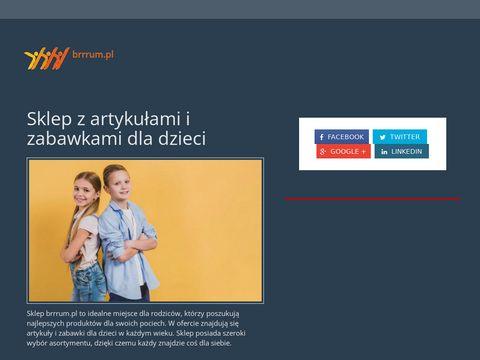 Brrrum.pl - zabawki disney