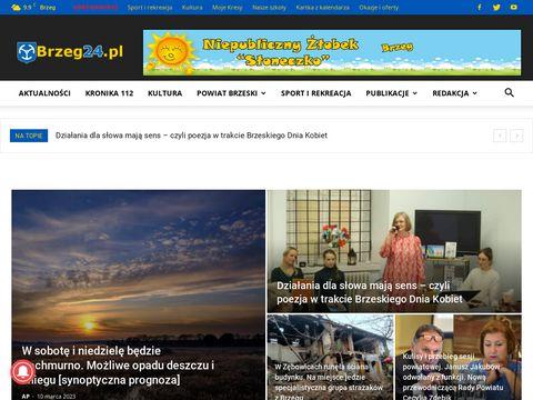 Brzeg24.pl wypadki