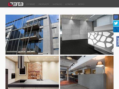 BTB beton architektoniczny