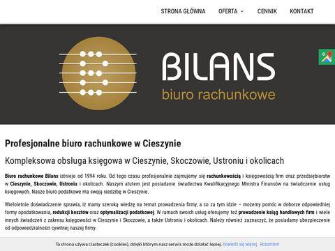 Biurobilans.eu rachunkowe