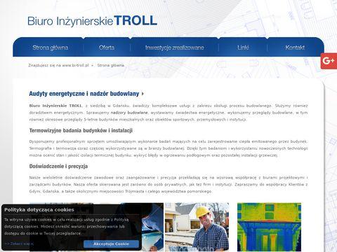 Troll termografia Gdynia