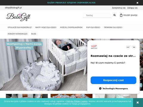 Bobogift.pl produkty dla dzieci