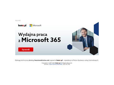 Basniowakraina.net żłobek