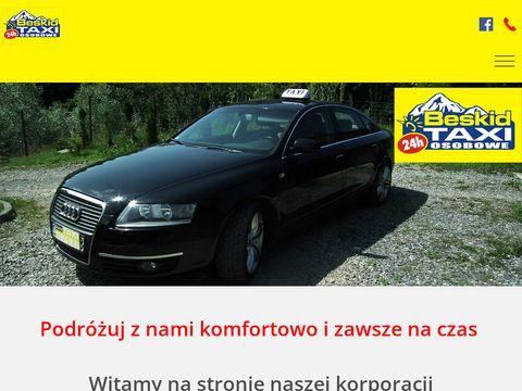 Beskidtaxi.pl - van Ustroń