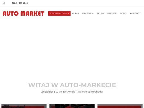 Auto-Market - Wrocław