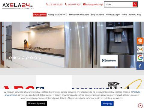 Axela producent mebli małopolskie