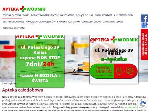 Aptekawodnik.pl