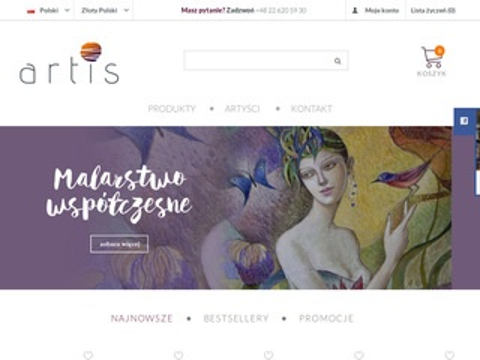 Artis galeria sztuki użytkowej