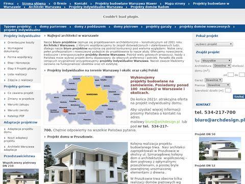 Archdesign - biuro architektoniczne
