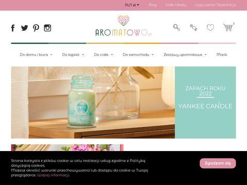 Aromatowo.pl - aromaterapia