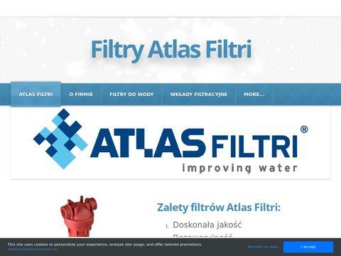 Atlas Filtri Sanic
